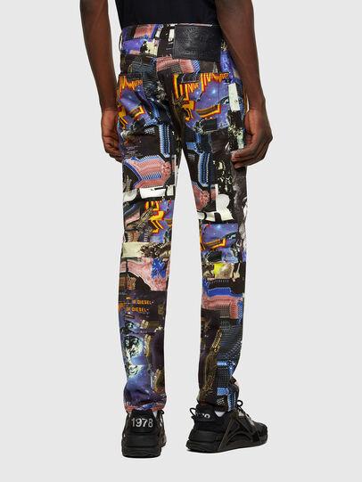 Diesel - D-Kras Slim Jeans 009VB, Multicolor - Jeans - Image 2