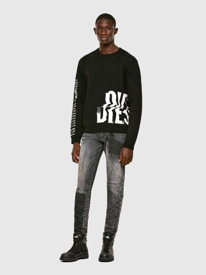 Diesel - K-MARRA, Black - Sweaters - Image 5