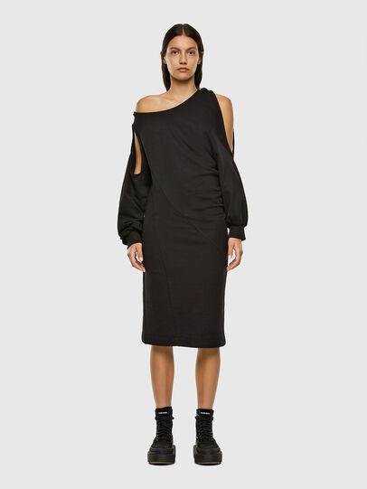 Diesel - D-REVERT, Black - Dresses - Image 7