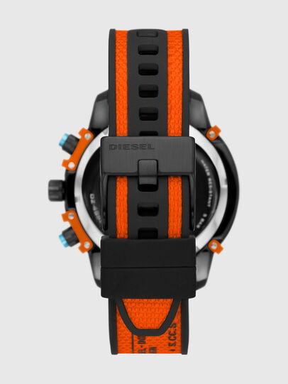 Diesel - DZ4562, Naranja - Relojes - Image 2