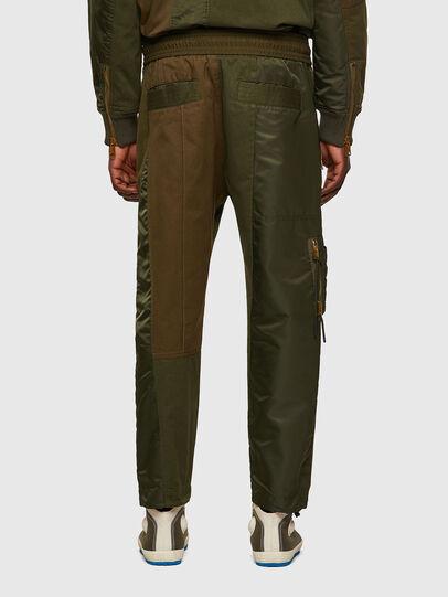 Diesel - P-BRIGGS, Verde Militar - Pantalones - Image 2