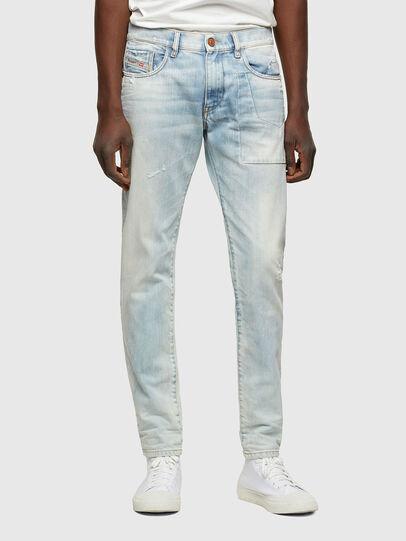 Diesel - D-Strukt Slim Jeans 009TN, Light Blue - Jeans - Image 1