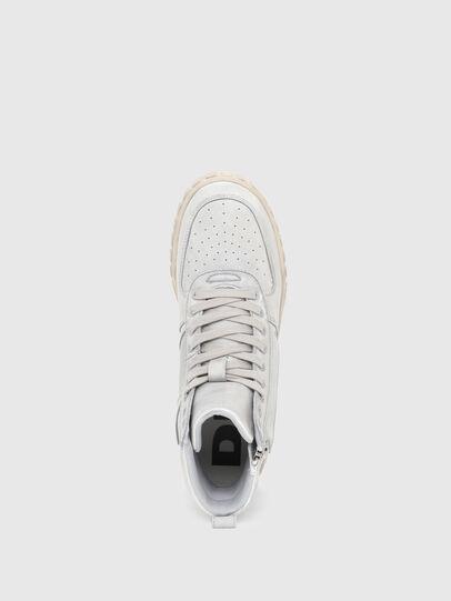 Diesel - S-RUA MID SK, White - Sneakers - Image 5