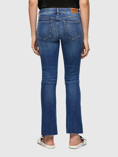 Diesel - Slandy Skinny Jeans 009ZW, Medium Blue - Jeans - Image 2