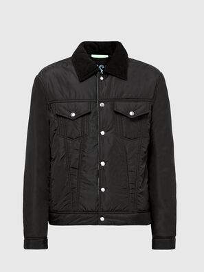 W-JORGE, Black - Winter Jackets