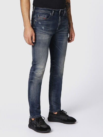 Diesel - Thommer 0687U, Dark Blue - Jeans - Image 3