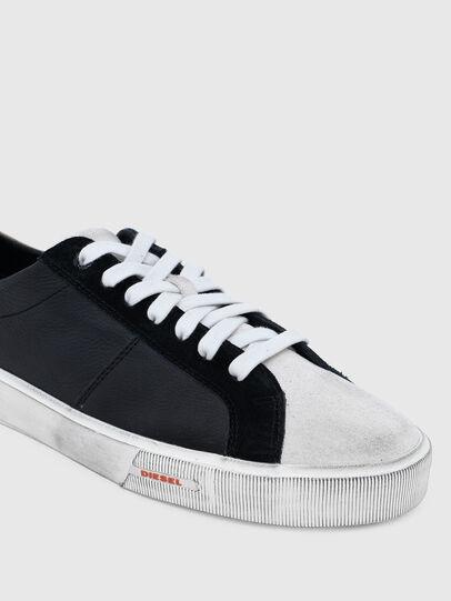Diesel - S-MYDORI LC, Negro/Beige - Sneakers - Image 5