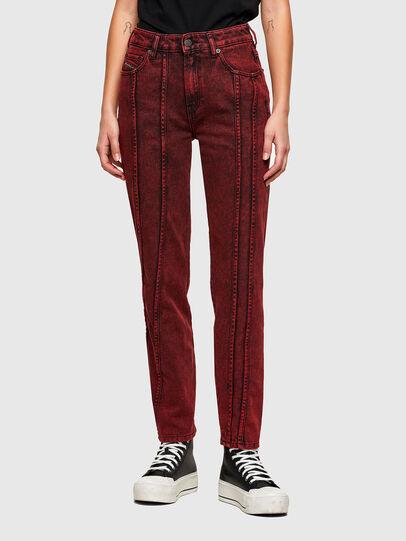 Diesel - D-Joy Slim Jeans 009RJ, Red - Jeans - Image 1