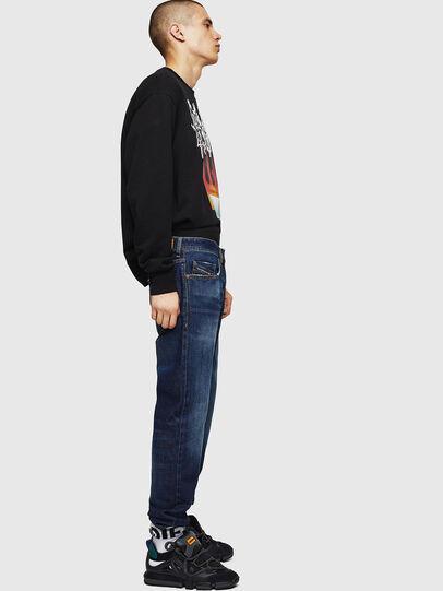 Diesel - Buster 084AC, Dark Blue - Jeans - Image 6
