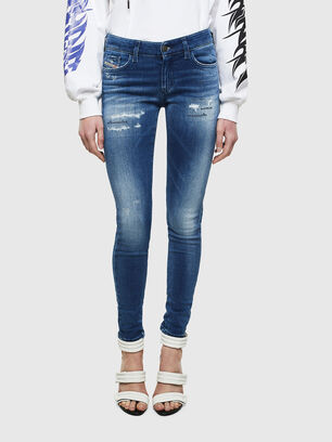 Slandy 009IG, Medium Blue - Jeans