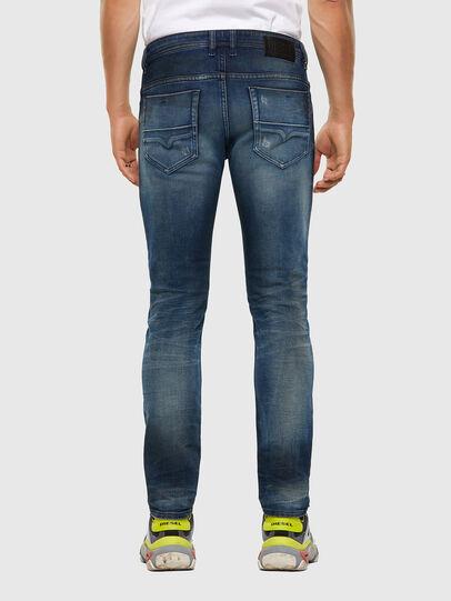 Diesel - Thommer 009FL, Medium Blue - Jeans - Image 2