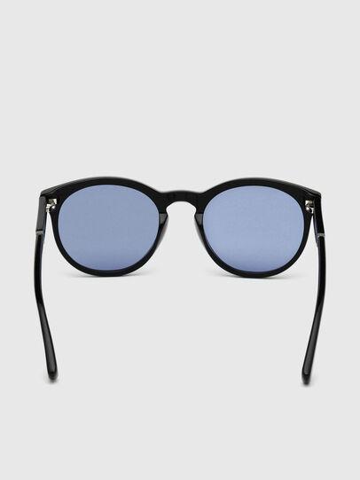 Diesel - DL0310, Black - Sunglasses - Image 4