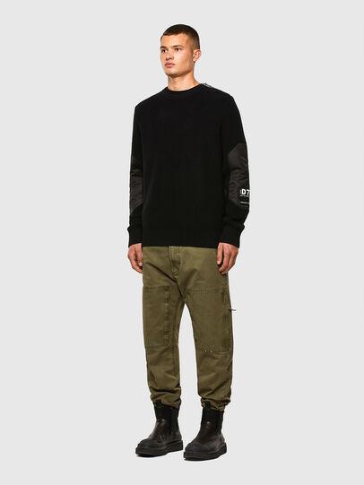 Diesel - P-KOLT, Military Green - Pants - Image 6
