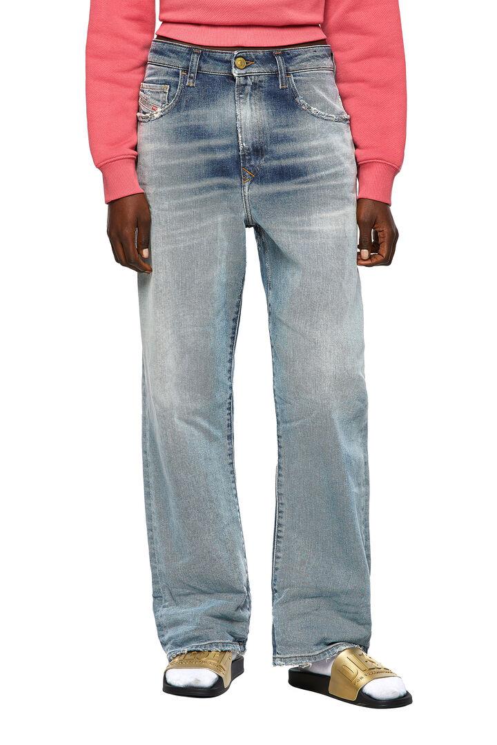 D-Reggy Straight Jeans 09A04,