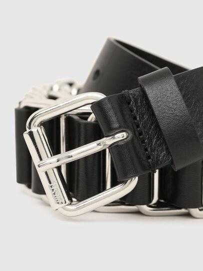 Diesel - B-BUL, Negro - Cinturones - Image 2
