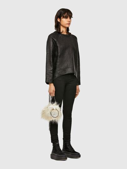 Diesel - M-NADYA, Black - Sweaters - Image 5