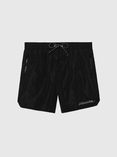 Diesel - BMBX-DOLPH, Black - Swim shorts - Image 4
