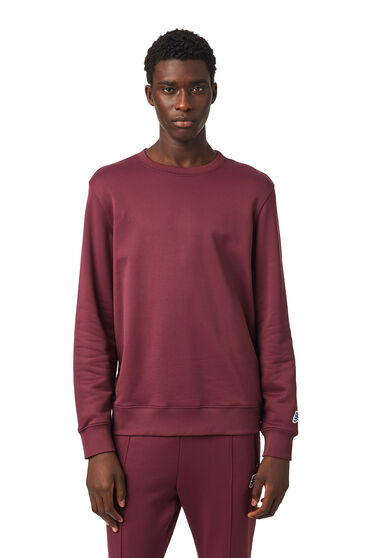 Green Label sweatshirt with DSL patch