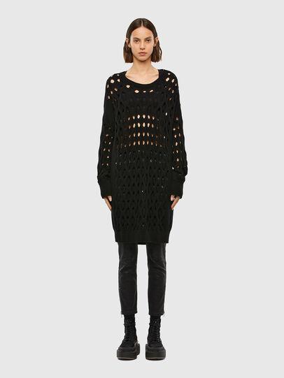 Diesel - M-RADHA, Black - Sweaters - Image 1