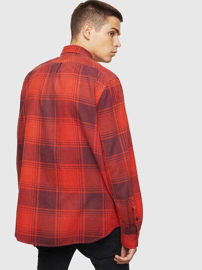 Diesel - S-MILLERIN, Red - Shirts - Image 2
