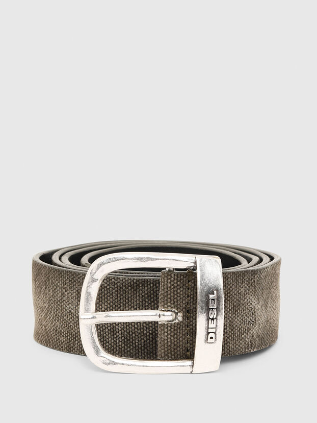 B-ROUNCLE, Grey - Belts