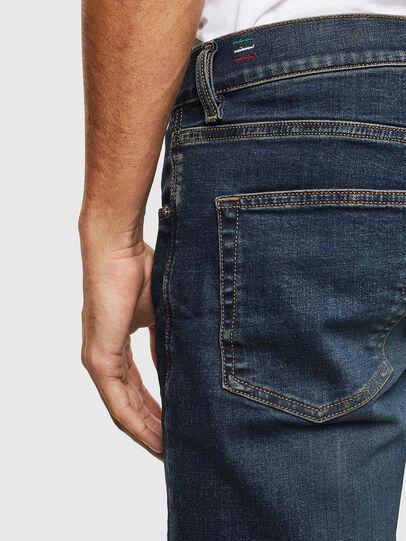 Diesel - D-Strukt 0093J, Dark Blue - Jeans - Image 6
