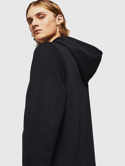 Diesel - SNEILBOOD-X1, Black - Sweatshirts - Image 3