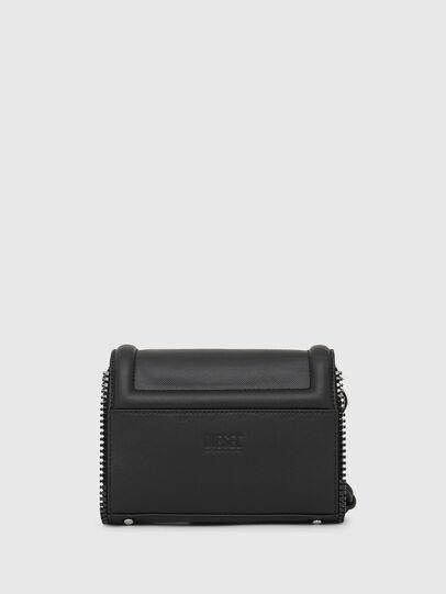 Diesel - YBYS S DEC, Black - Crossbody Bags - Image 2