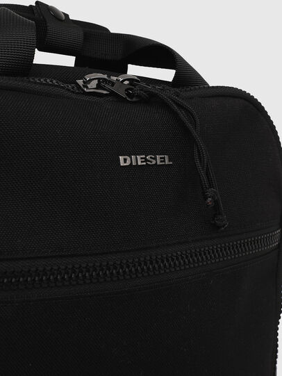 Diesel - GINKGO, Black - Backpacks - Image 6