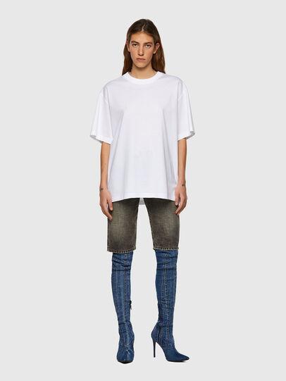 Diesel - T-SHARP, Blanco - Camisetas - Image 4