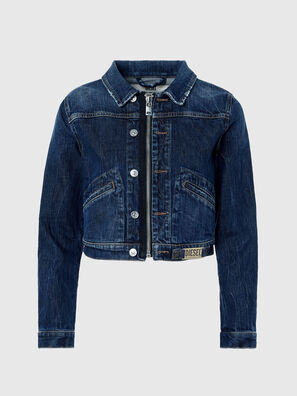 DE-BLONDY, Dark Blue - Denim Jackets