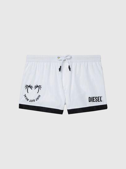 Diesel - BMBX-SANDY 2.017, Blanco - Bañadores boxers - Image 4