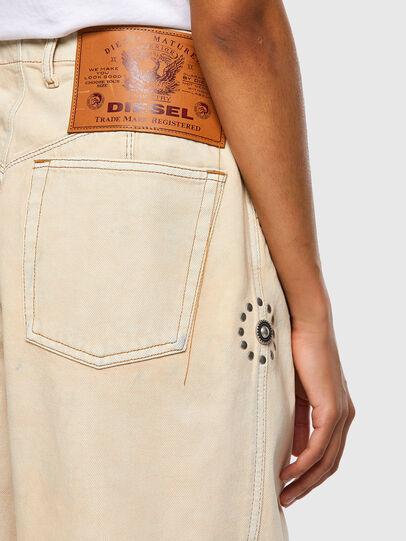 Diesel - D-Concias Boyfriend Jeans 009UV, White - Jeans - Image 4