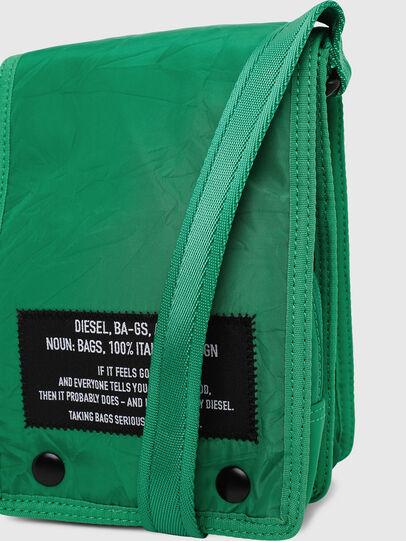 Diesel - ANKO, Green - Crossbody Bags - Image 5