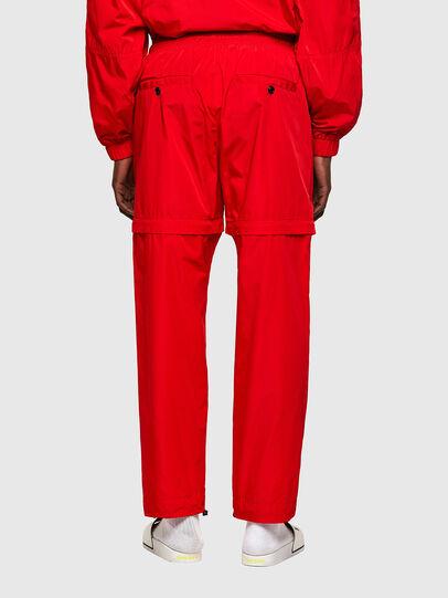 Diesel - P-TOLLER-ZIP, Red - Pants - Image 2