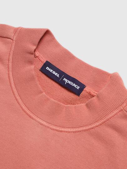 Diesel - PR-SW02, Pink - Sweatshirts - Image 3