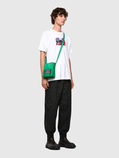 Diesel - ANKO, Green - Crossbody Bags - Image 7