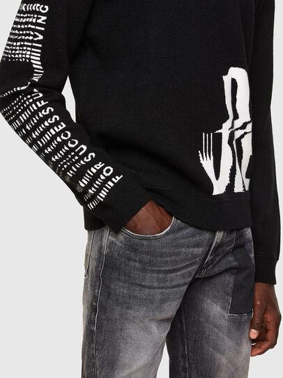 Diesel - K-MARRA, Black - Sweaters - Image 3