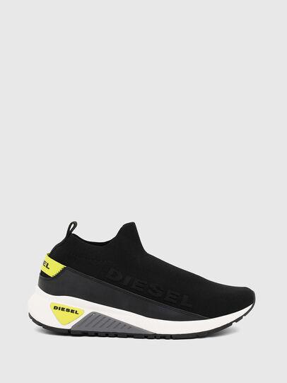 Diesel - S-KB SOCK QB, Black - Sneakers - Image 1