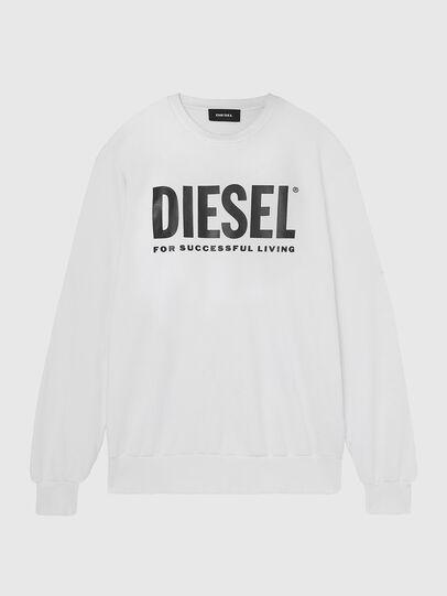 Diesel - S-GIR-DIVISION-LOGO,  - Sweatshirts - Image 1