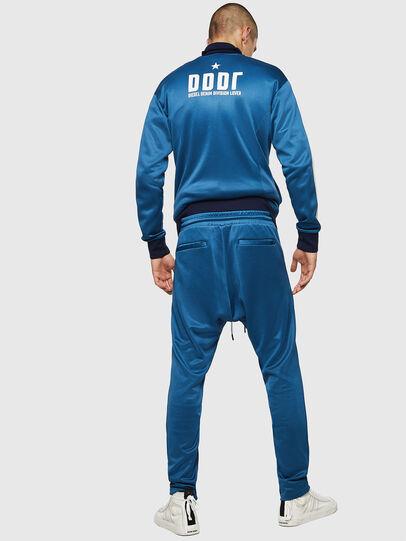 Diesel - S-ELMAR, Brilliant Blue - Sweatshirts - Image 2