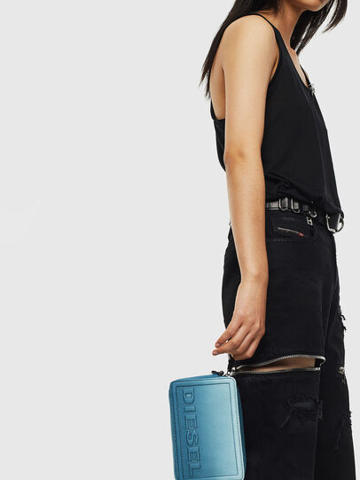 Diesel - ROSA', Light Blue - Crossbody Bags - Image 6