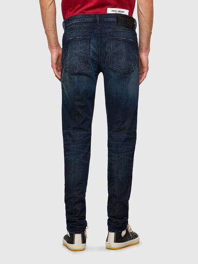 Diesel - D-Strukt JoggJeans® 09B50, Azul Oscuro - Vaqueros - Image 2