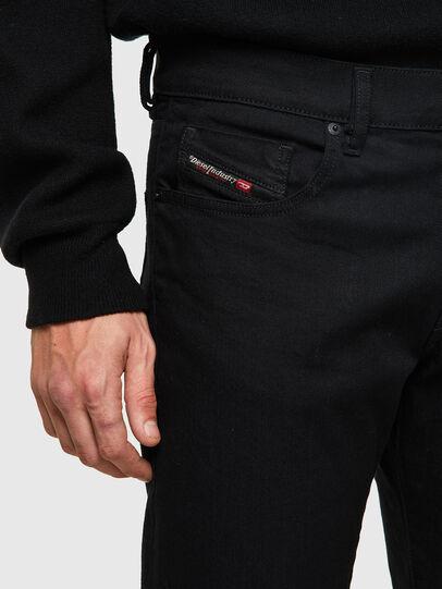 Diesel - D-Strukt Slim Jeans 0688H, Black/Dark Grey - Jeans - Image 4