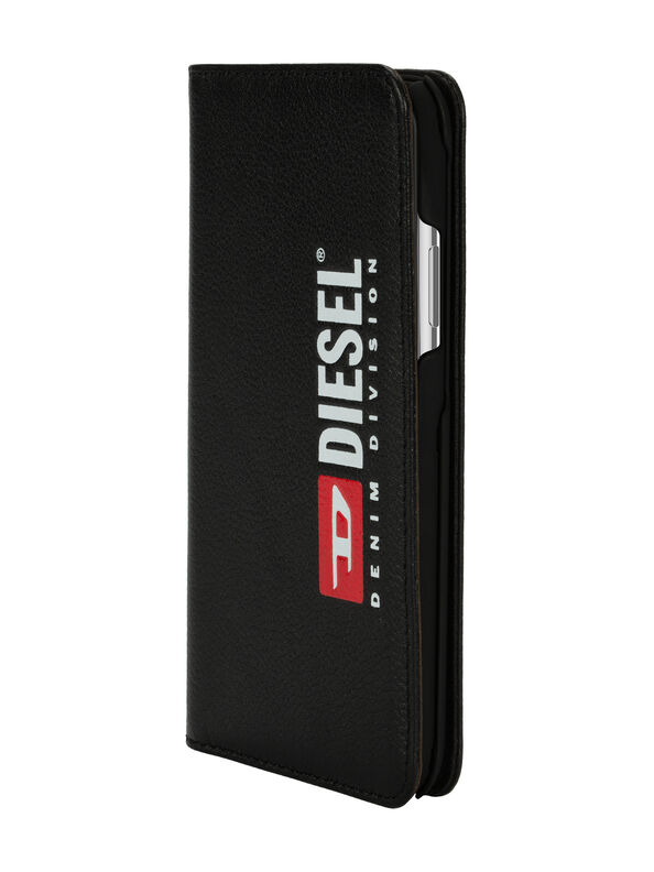 DIESEL 2-IN-1 FOLIO CASE FOR IPHONE XS MAX,  - Flip covers