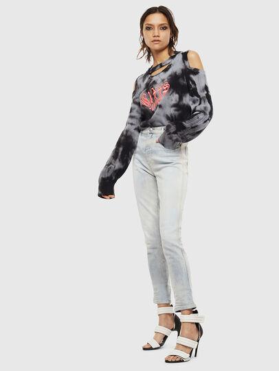 Diesel - M-BOBBY, Black/White - Sweaters - Image 6