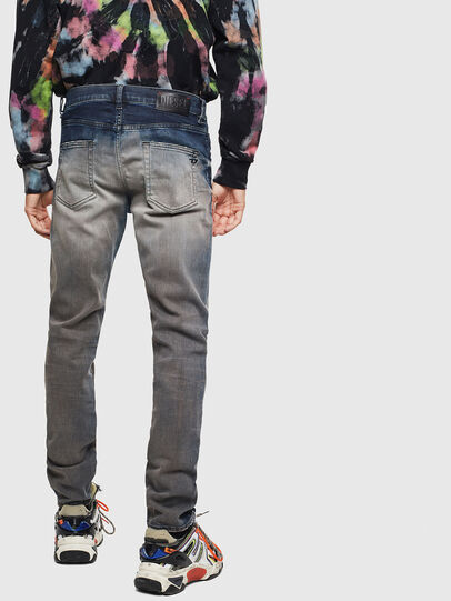 Diesel - D-Strukt 0097Q, Medium Blue - Jeans - Image 2
