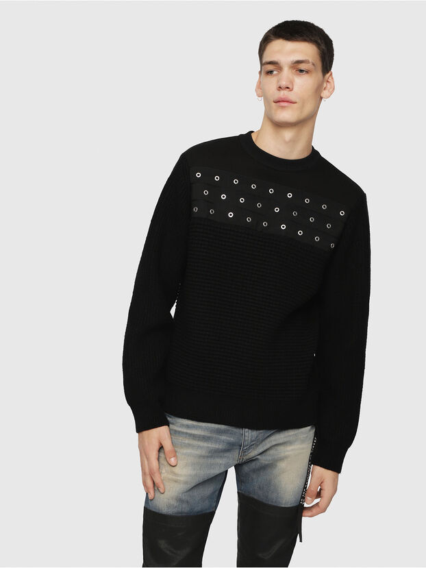 K-RUSHIS, Black - Sweaters