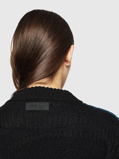 Diesel - M-KAM, Blue Marine - Sweaters - Image 5
