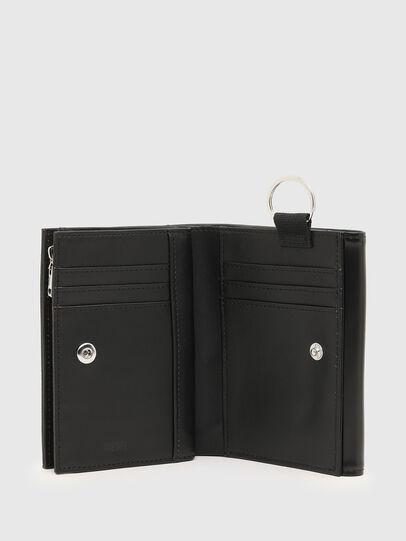 Diesel - YOSHI II, Black - Small Wallets - Image 3